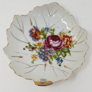 Vintage Nasco Trinket Dish or Wall Art Plate